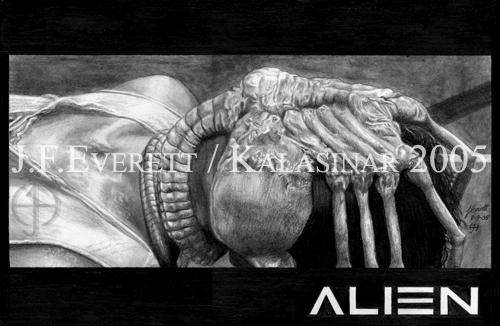 John Hurt par Kalasinar